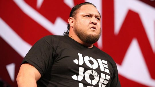 Samoa Joe Returning to WWE, May Have On-Air Authority Role in NXT