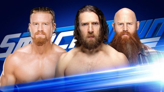 WWE SmackDown Results - Aug. 20, 2019 - Bryan vs. Murphy, KOTR Matches