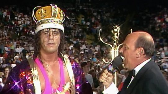 Interview: Bret Hart on Winning King of the Ring 1993, Becky Lynch, and Drew McIntyre