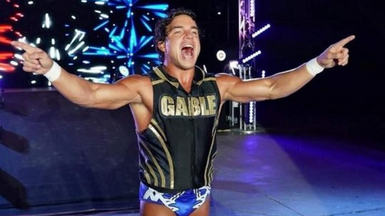 """Shorty G"" Is Going Back to Being Chad Gable"