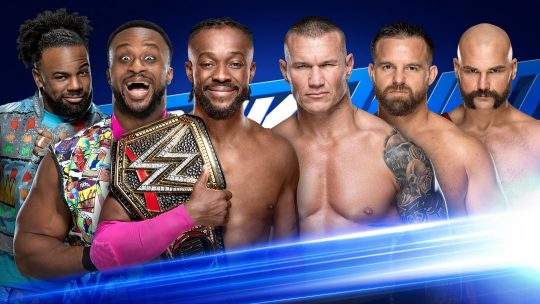 WWE SmackDown Results - Sep. 17, 2019 - Lesnar Returns, Corbin's Coronation