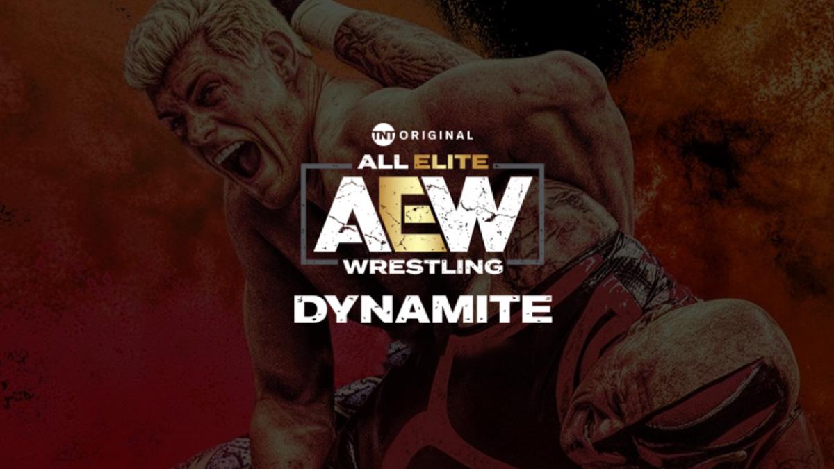 Resultado de imagem para aew dynamite