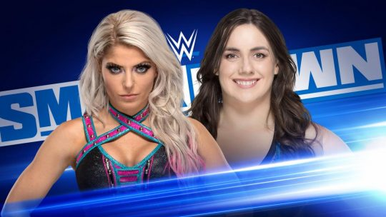 Alexa Bliss & Nikki Cross Traded to SmackDown