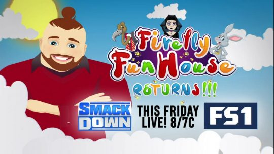 WWE: Firefly Fun House Returning on SD, Main Event Results, Rollins vs. Wyatt After Raw