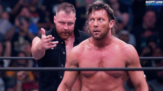 AEW: Kenny Omega Not Cleared, Renee Young Reacts to Moxley Match, Hangman Page Injury, Britt Baker Has the Flu