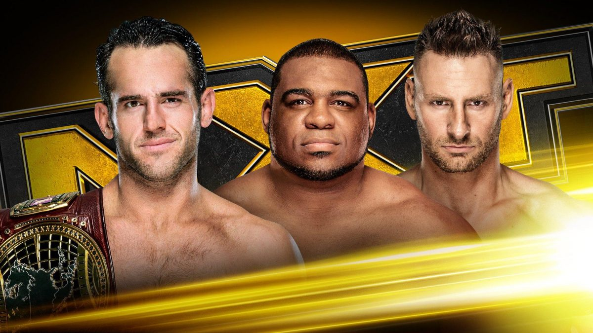 Nxt Results Oct 23 2019 Strong Vs Lee Vs Dijakovic Tpww