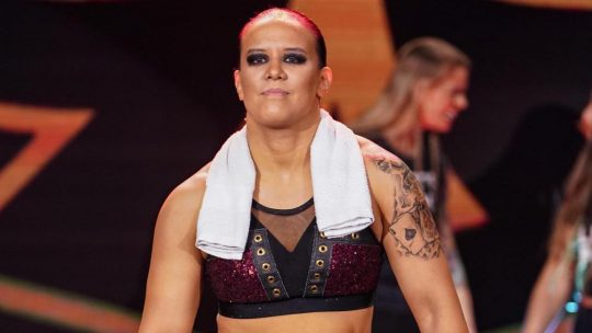 Various: Shayna Baszler's NXT Future, Jim Crockett on Ted Turner's Reaction to Clash of Champions, Indies
