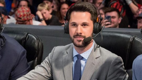 Tom Phillips Released By WWE
