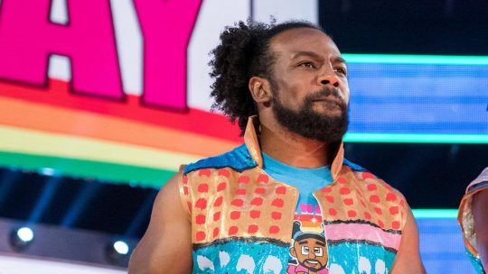 Xavier Woods Suffers Achilles Injury