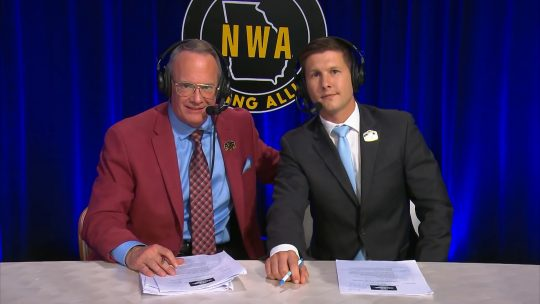 Jim Cornette Resigns From the NWA