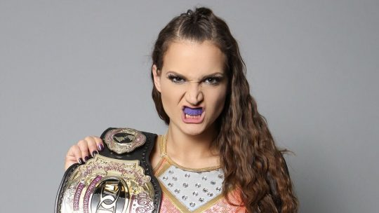 Women of Honor Champion Kelly Klein Fired By ROH
