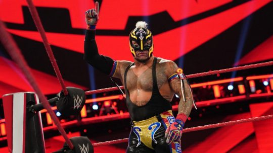 WWE: Rey Mysterio Suffers Minor Injury, Worlds Collide Update, Asuka Unharmed After Mall Shooting