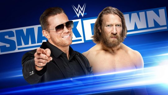 WWE SmackDown Results - Nov. 15, 2019 - Miz TV w/ Daniel Bryan