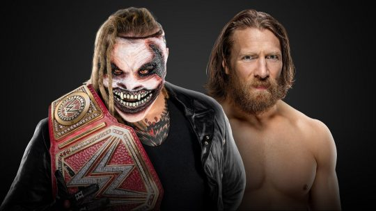 Bray Wyatt vs. Daniel Bryan Universal Title Match Announced for Survivor Series