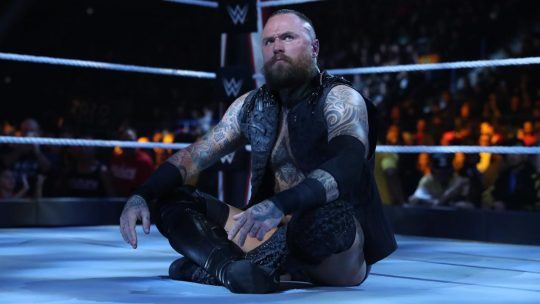 WWE: Aleister Black Status Update, FS1 to Air New WWE Backstage Episode, New Indie Signing