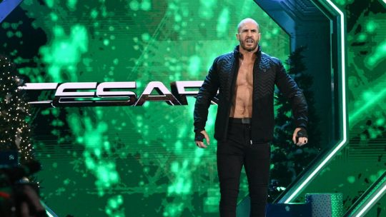 WWE: Cesaro on WWE Contract Status, Chelsea Green, New Trademark, Updated SD Ratings