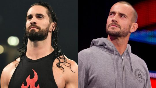 CM Punk and Seth Rollins Take More Little Shots at Each Other