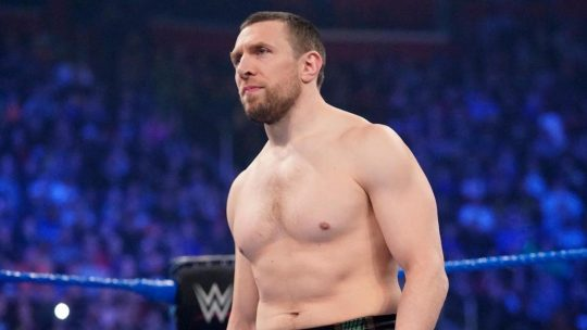 Interview: Daniel Bryan on His Recent Change in Character and His New Appearance