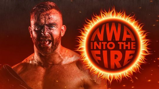 NWA Into the Fire PPV Results - Dec. 14, 2019 - Nick Aldis vs. James Storm, Marty Scurll Appears