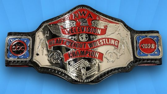 NWA Announces Next PPV, Return of the NWA Television Championship