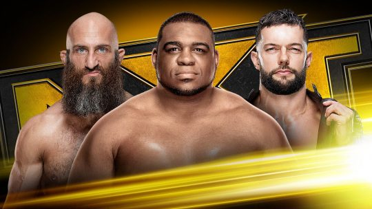 NXT Results - Dec. 11, 2019 - Balor vs. Keith Lee vs. Ciampa