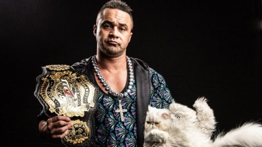 MLW Releases Teddy Hart
