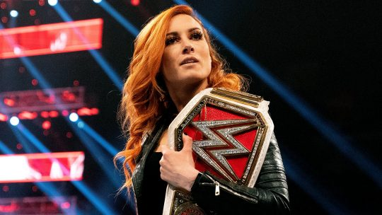 Who Will Becky Lynch Face at WrestleMania?