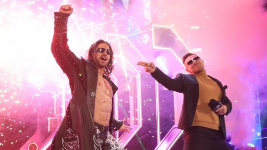 WWE: John Morrison on Miz Pairing, Australia 2020 Tour, Rumble Film