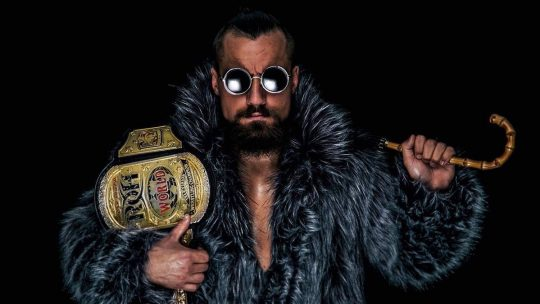 Marty Scurll Removed from ROH's Roster Page