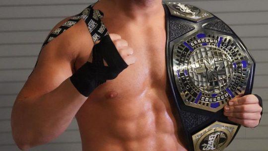 WWE: New NXT Cruiserweight Belt, NXT Women's Championships Renamed Tonight