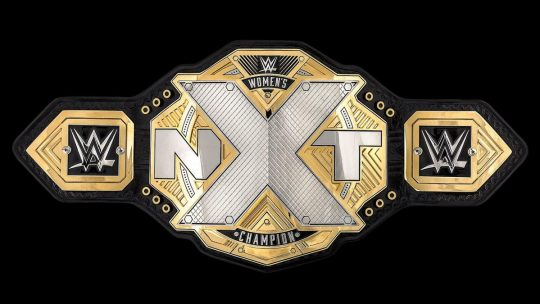 "NXT Women's Championship to Be Referred to as Just the ""NXT Championship"""