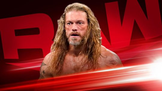 WWE Raw Results - Jan. 27, 2020 - Edge Returns, Tag Title Match