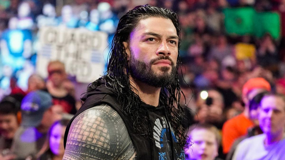 Roman Reigns Comments on His Decision to Pull Out of ...