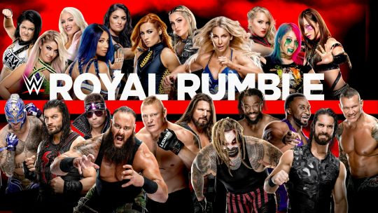 WWE Royal Rumble Results - Jan. 26, 2020 - Wyatt vs. Bryan