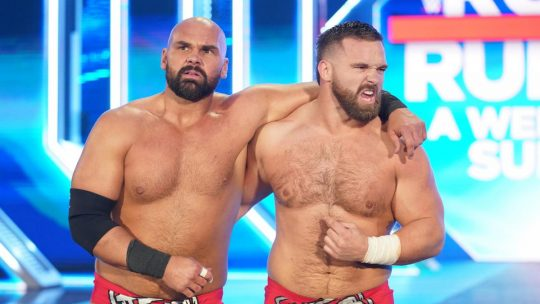 The Revival's WWE Contract Status Update