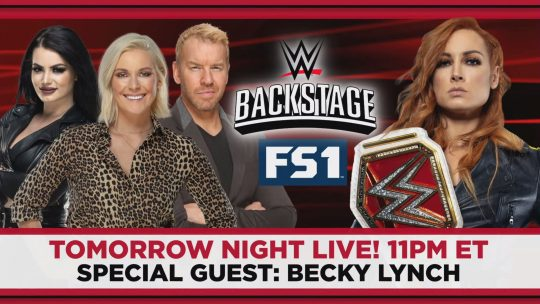 WWE Backstage Ratings – Jan. 21, 2020 – CM Punk and Becky Lynch