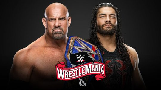 Two New Matches Announced for WrestleMania 36, Updated Card