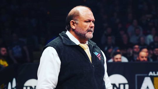 Arn Anderson Signs Multi-Year Contract With AEW
