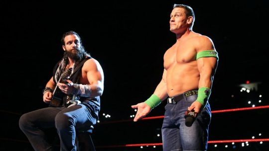 John Cena May Face Elias at WrestleMania