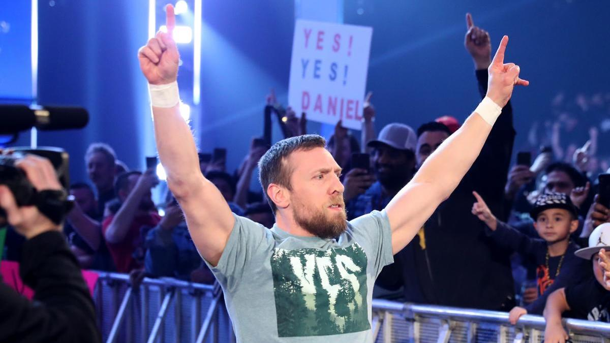 Daniel Bryan Admits Missing Steps; Teases Retirement From WWE 2