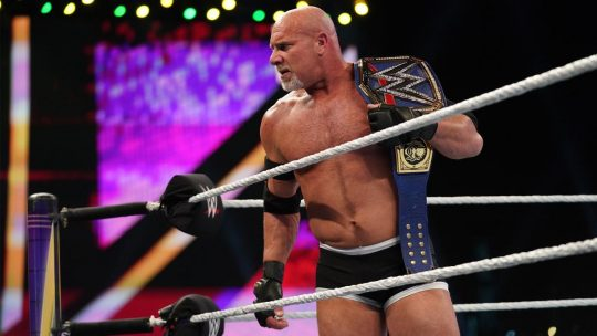 Goldberg to Appear on Tonight's Friday Night SmackDown