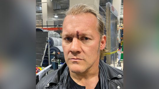 AEW: Chris Jericho Gets Legit Stitches, Statlander Has the Flu