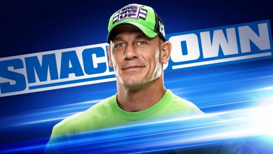 WWE Friday Night SmackDown and 205 Live Previews: The Return of John Cena