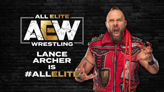 AEW Signs Lance Archer to Multi-Year Deal