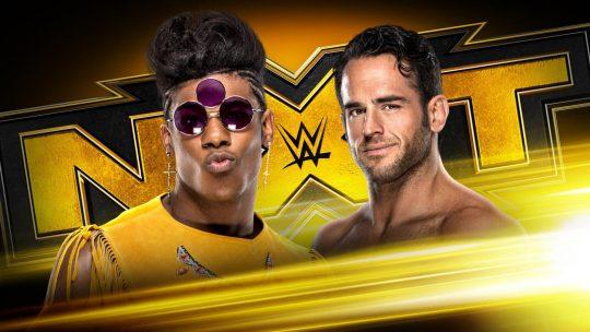 NXT Results - Feb. 19, 2020 - Velveteen Dream vs. Roderick Strong