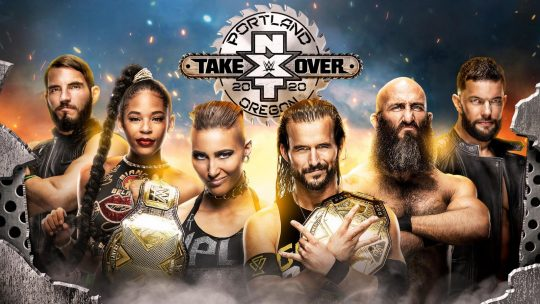 NXT TakeOver: Portland Results - Feb. 16, 2020 - Cole vs. Ciampa