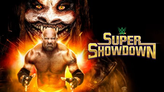 WWE Super ShowDown Results - Feb. 27, 2020 - Wyatt vs. Goldberg