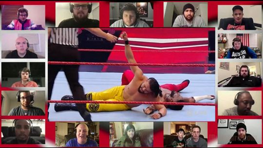 Rumor: WWE Considering Adding Fan Reaction Videos to Their Live Programming