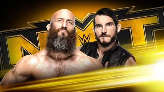 NXT Results - Apr. 8, 2020 - Tommaso Ciampa vs. Johnny Gargano