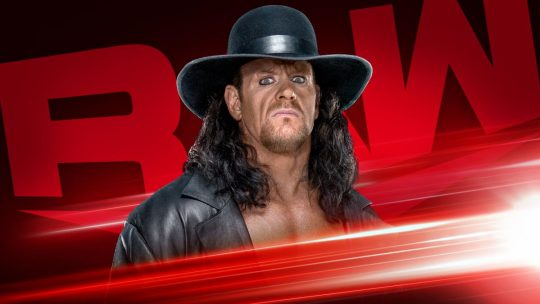 WWE Raw Results - Mar. 30, 2020 - Undertaker, Edge, Lesnar